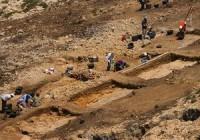 Начало раскопок в Ольвии. Часть вторая