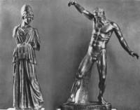 Искусство классической Греции в Ольвии. Часть первая