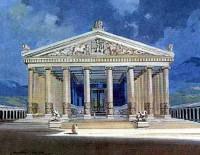 Организации быта дома греков
