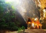 Пещерный павильон в Таиланде - Кхао Сам Рой Ет