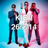 Depeche Mode: преданность и откровенность в Киеве. Часть третья