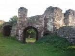 Замок в селе Подзамочек (Бучачский район, Тернопольской области)