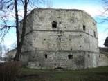Замок Сенявских (село Бережаны Тернопольской области)