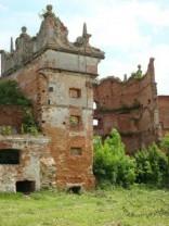 Замок в Старом Селе (Пустомытовский район Львовской области)