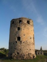 Замок пгт. Скала-Подольская (Борщёвский район Тернопольской области)