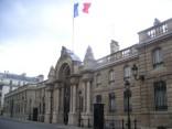 Резиденция президента Франции в Париже