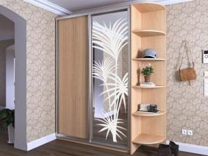 Недорогие шкафы купе удобны и практичны