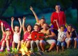 Летний детский лагерь, или «Я так хочу, чтобы лето не кончалось...»